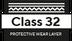 Classe 32 - Strato di usura